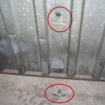 Forcer porte de garage basculante