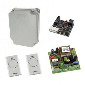 kit commande radio porte de garage enroulable isolation id es. Black Bedroom Furniture Sets. Home Design Ideas