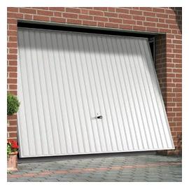 Porte de garage basculante 2400 x 2000 isolation id es - Portail de garage basculant ...