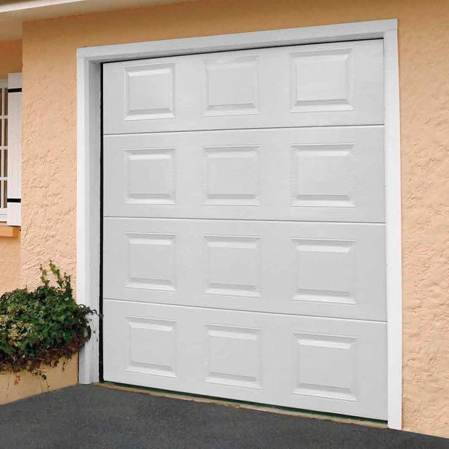 Porte de garage coulissante motoris e castorama isolation id es - Porte de garage castorama ...