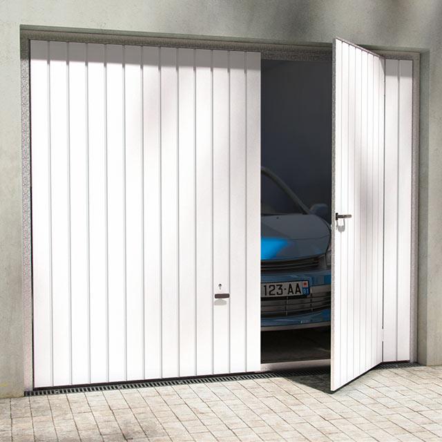Porte De Garage Basculante 250 X 200