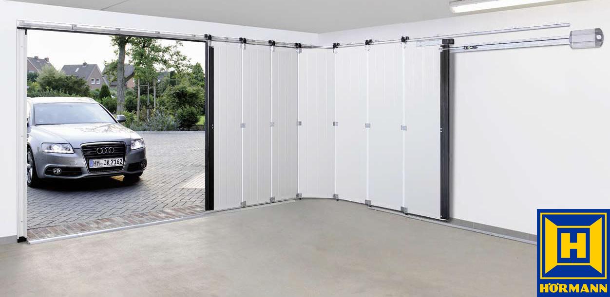 Porte de garage coulissante en pvc d 39 occasion isolation - Porte de garage occasion ...