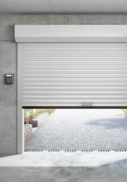 Porte de garage enroulable 240 x 220 isolation id es - Porte de garage enroulable castorama ...