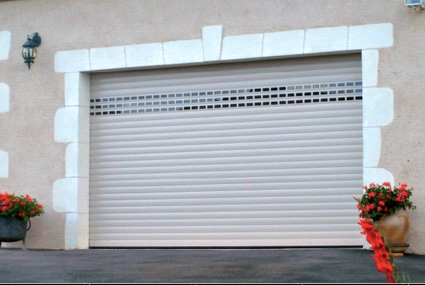Porte de garage a enroulement hormann isolation id es - Porte de garage electrique a enroulement ...