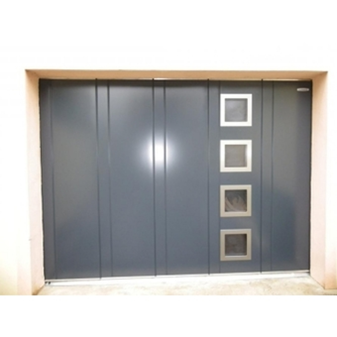 Serrure porte de garage brico depot isolation id es for Porte isothermique brico depot