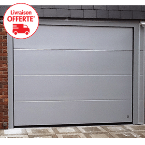 Porte de garage basculante tarif isolation id es for Porte garage sectionnelle sur mesure prix
