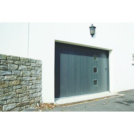 Porte De Garage Sectionnelle Le Nouy Isolation Id Es