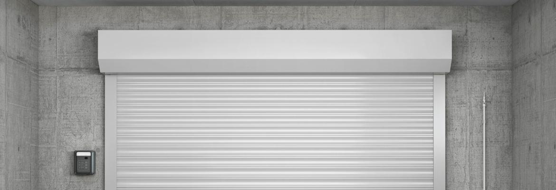 Porte de garage enroulable dimension isolation id es - Porte de garage pas cher belgique ...