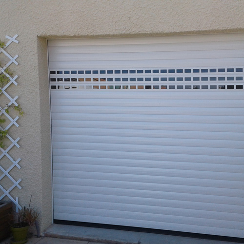 Porte de garage enroulable montpellier isolation id es - Fabricant porte de garage enroulable ...