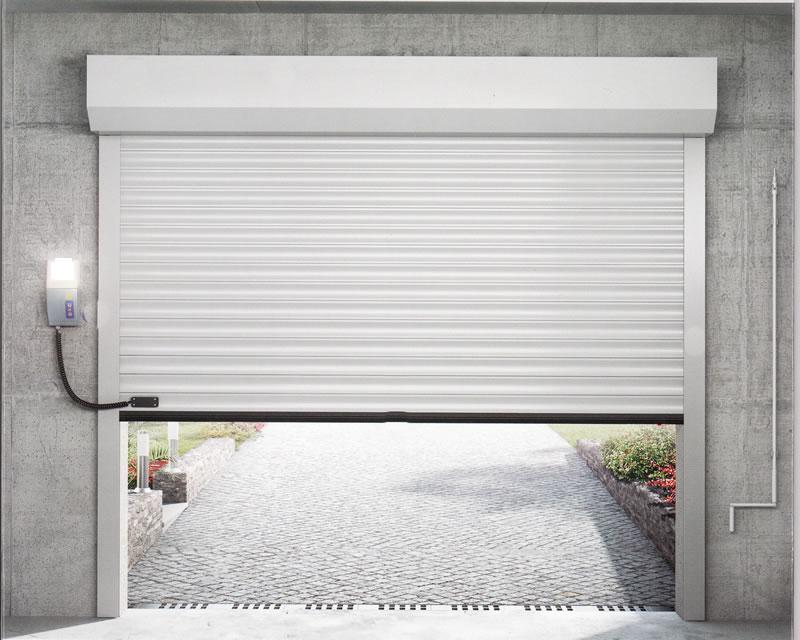 difference entre volet roulant et porte de garage enroulable isolation id es. Black Bedroom Furniture Sets. Home Design Ideas
