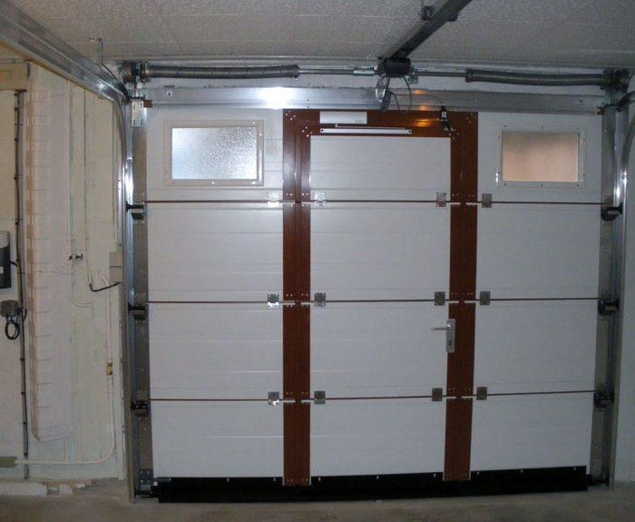 Porte de garage motorisée hormann prix