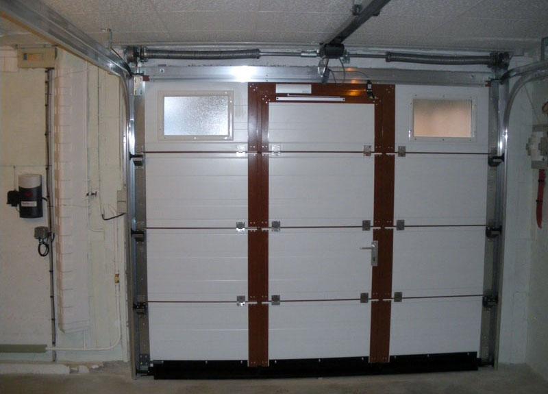 porte de garage motoris e hormann prix isolation id es. Black Bedroom Furniture Sets. Home Design Ideas