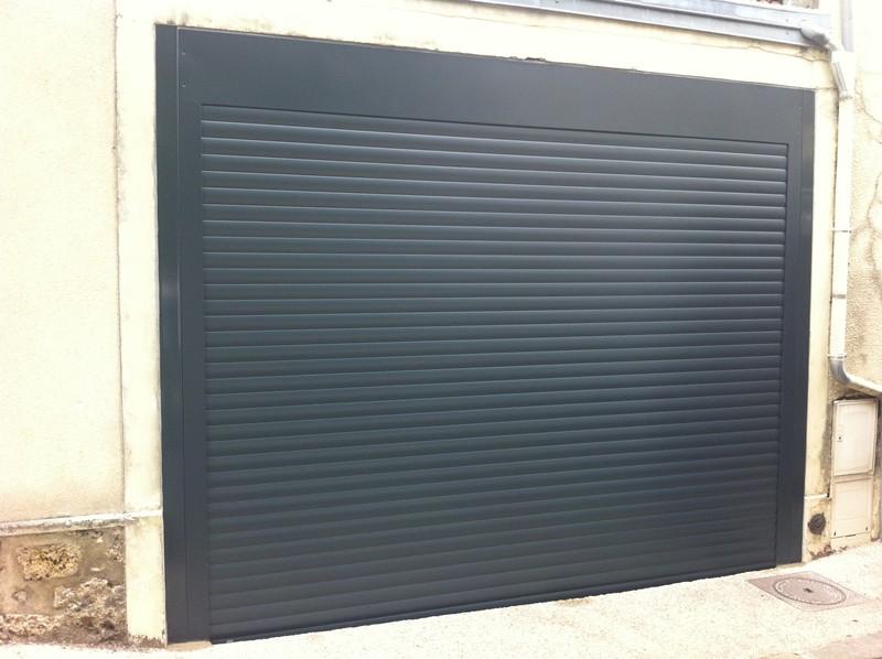 Porte de garage enroulable tubauto prix isolation id es for Porte de garage enroulable aluminium prix