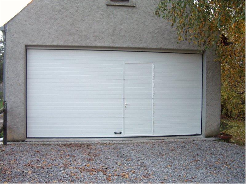 Achat porte de garage hormann isolation id es - Montage porte de garage enroulable ...
