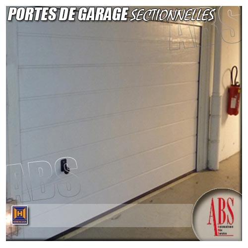 Porte de garage hormann micrograin