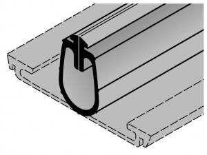 joint porte de garage basculante hormann isolation id es. Black Bedroom Furniture Sets. Home Design Ideas