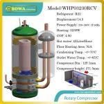 Compresseur pompe à chaleur