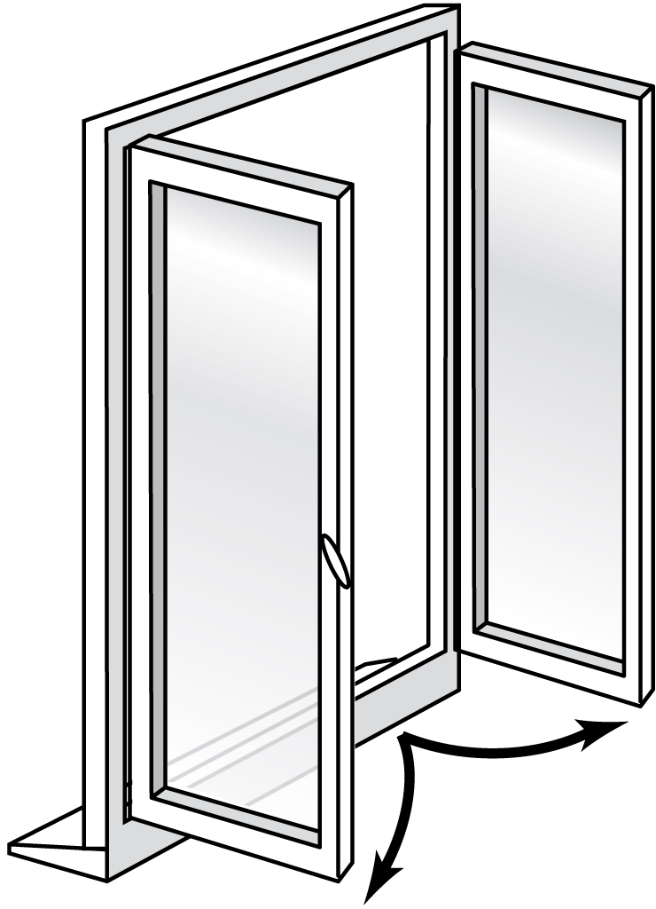 fenetre pvc bricoman isolation id es. Black Bedroom Furniture Sets. Home Design Ideas