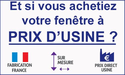 Fenetre pvc a prix discount isolation id es for Prix d une fenetre