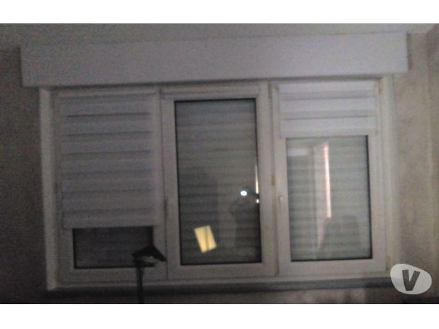 fenetre pvc 3 vantaux avec volet roulant isolation id es. Black Bedroom Furniture Sets. Home Design Ideas