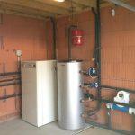 Installation géothermie