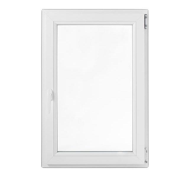Fenetre 1 vantail pvc blanc