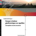 Guide technique pompe à chaleur géothermique sur aquifère