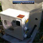 Pompe à chaleur fonctionnement video